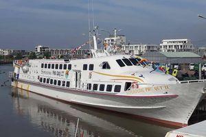 Kiên Giang: Tăng chuyến, không tăng giá vé tàu đi Phú Quốc dịp Tết