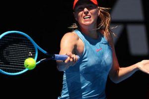 Sharapova: 'Bạn trai nhiều lần thách thức thời gian ngủ của tôi'