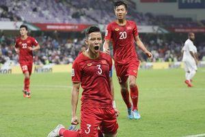 Tuyển Việt Nam đấu Jordan: Kịch bản để HLV Park… vô địch