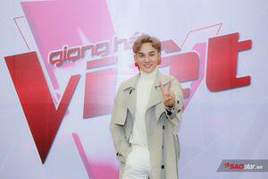 Clip: Ali Hoàng Dương say sưa thị phạm cho thí sinh trên ghế nóng casting The Voice mùa 6