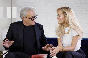 Rita Ora chính thức trở thành 'nàng thơ' mới của nhà thiết kế giày nổi tiếng người Ý