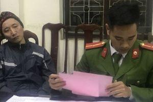 Quảng Ninh: Bắt tại trận kẻ dùng súng tự chế đang cướp ngân hàng