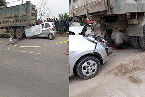 Hà Nội: Nam thanh niên chết oan khi đang sửa xe bên đường