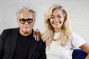 Rita Ora 'nàng thơ' mới trong bộ sưu tập giày sáng tạo của nhà thiết kế bậc thầy Giuseppe Zanotti