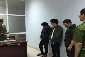 Đà Nẵng: Lập trang web giả mạo để lừa đảo người chơi game online
