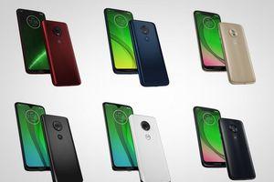 Tin cực hot về 4 điện thoại thuộc dòng Motorola G7 series
