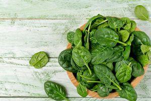 3 lợi ích sức khỏe của rau bina bạn phải biết