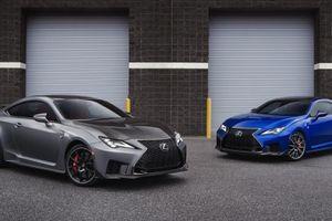 Lexus giới thiệu RC F 2020 & RC F Track Edition mới