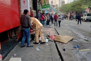 Nhân chứng bàng hoàng kể lại vụ 'xe điên' gây tai nạn kinh hoàng trên phố Ngọc Khánh