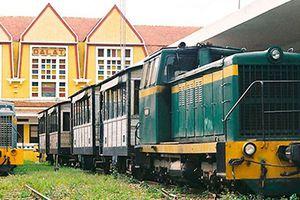 10.000 tỷ đồng khôi phục tuyến đường sắt Tháp Chàm - Đà Lạt
