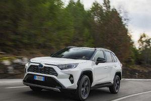 Tim hiểu về Toyota RAV4 Hybrid cho thị trường châu Âu