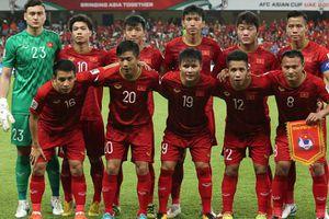 Asian Cup: ĐT Việt Nam từng bất bại trước ĐT Jordan