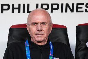 HLV Sven Goran Eriksson chia tay Philippines