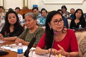 TPHCM: Văn nghệ sĩ hiến kế bảo tồn nghệ thuật truyền thống