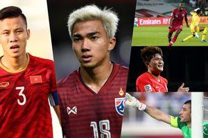 Đội hình xuất sắc nhất vòng bảng Asian Cup 2019: Việt Nam chiếm 1 suất