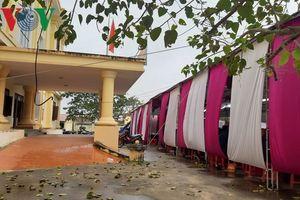 Bí thư Quảng Bình xử lý nghiêm tổ chức đám cưới trong sân ủy ban xã