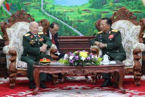 Thắng lợi của QĐND Lào luôn gắn liền với sự giúp đỡ của Việt Nam
