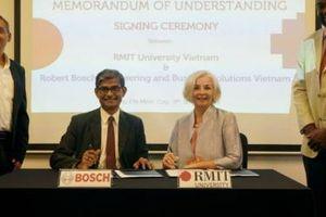 Đại học RMIT bắt tay Bosch để nâng cao kỹ năng thực tế cho sinh viên