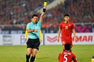 Trọng tài chung kết AFF Cup 2018 bắt trận Việt Nam vs Jordan