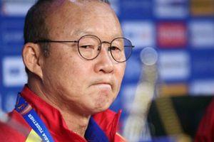 HLV Park Hang-seo: 'Nếu Việt Nam ghi bàn thắng trước Jordan, thế trận sẽ khác'