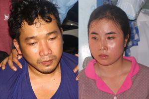 Cặp vợ chồng ở miền Tây bị bắt vì tàng trữ ma túy, súng tự chế