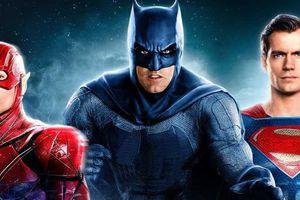 DC không muốn xây dựng vũ trụ siêu anh hùng giống Marvel