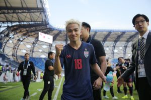 Nhờ đâu tuyển Thái Lan hồi sinh ở Asian Cup 2019?
