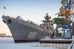 Tuần dương hạm hạt nhân Nga là nỗi thất vọng lớn?