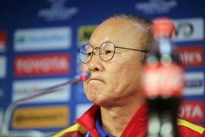 Asian Cup: Đội tuyển Việt Nam nỗ lực để không bị đánh bại