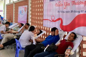 Ngày hội hiến máu tình nguyện 'Xuân yêu thương 2019'