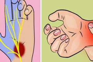 Khi thấy tay hoặc chân thường xuyên bị tê, hãy dè chừng những bệnh nguy hiểm sau