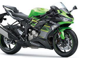 Siêu môtô 2019 Kawasaki Ninja ZX-6R chính thức chốt giá bán