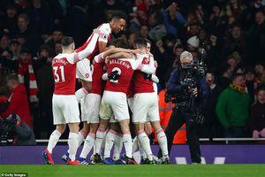 Kết quả, BXH bóng đá rạng sáng 20.1: 'Kinh hoàng' PSG, Arsenal phục hận thành công