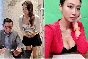 Siêu vòng 1 Hong Kong bị ép đóng cảnh nóng đổi đời khi làm MC