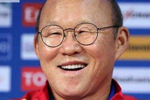 Họp báo Việt Nam vs Jordan: HLV Park Hang-seo lại 'gây sốt'