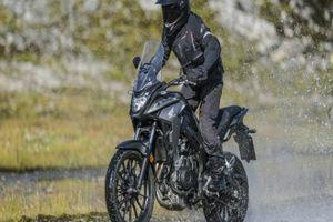 Đánh giá 2019 Honda CB500X: Môtô tầm trung cực thú vị