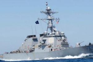 Mỹ điều khu trục hạm đến Biển Đen nắn gân Nga