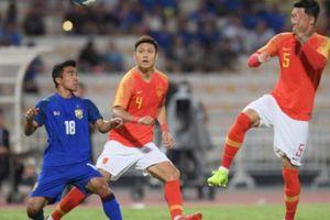 Xem trực tiếp Thái Lan vs Trung Quốc trên VTV5, VTV6