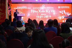 Chương trình ca nhạc 'Mừng Xuân Kỷ Hợi 2019' tại LB Nga