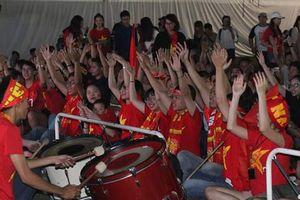 TP HCM: Chiều tối nay xem Việt Nam - Jordan ở đâu?