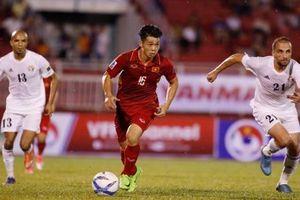 Nếu vượt qua Jodan, đối thủ tiếp theo của đội tuyển Việt Nam là ai?