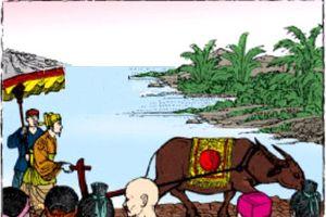 Sự thật thú vị về 'ông vua đi cày' vang danh sử Việt