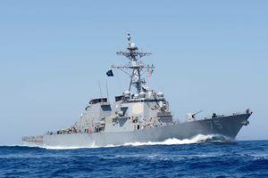 Mỹ đưa tàu khu trục vào biển Đen, Nga phản ứng