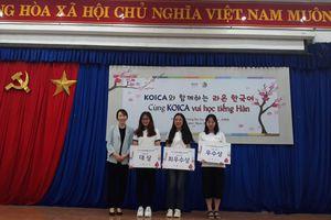 Đà Nẵng: Sôi động chương trình Cùng KOICA vui học tiếng Hàn