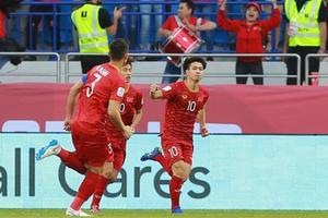 Thắng Jordan trên loạt luân lưu, đội tuyển Việt Nam vào tứ kết Asian Cup 2019