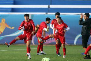 Khát vọng Việt Nam giành chiến thắng trước đối thủ mạnh Jordan!