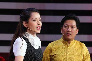 Trường Giang ngơ ngác trước giọng hát live của Chi Pu