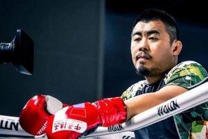 Từ Hiểu Đông nhận lời thách đấu của cao thủ kick-boxing Trung Quốc