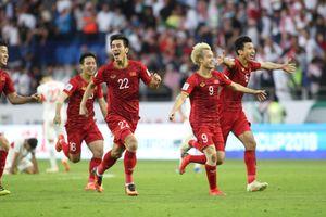 Việt Nam loại Jordan: Chiến thắng bằng tinh thần thép!