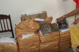 Bắt đối tượng đột nhập công ty than trộm hơn 1.000 kíp mìn